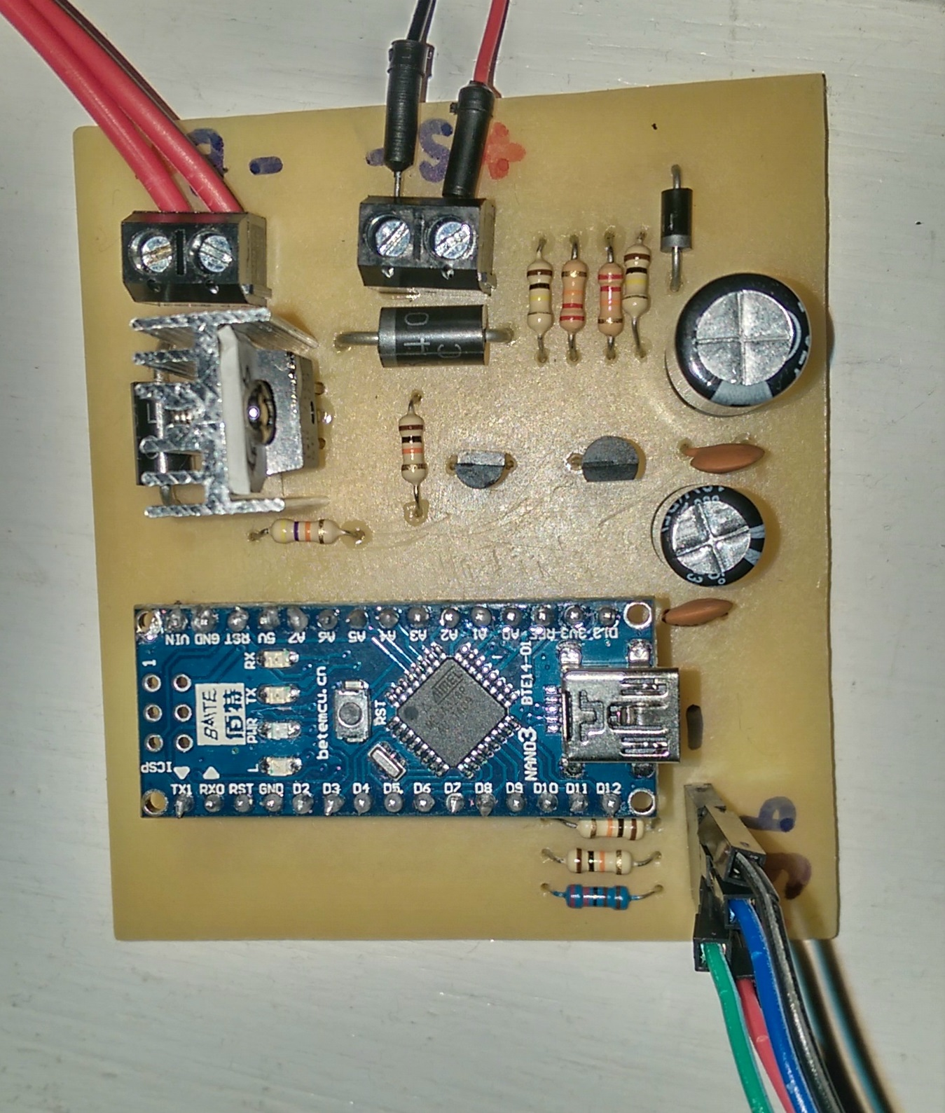 Arduino Pwm Charge Controller Andrew Whyman S Blog
