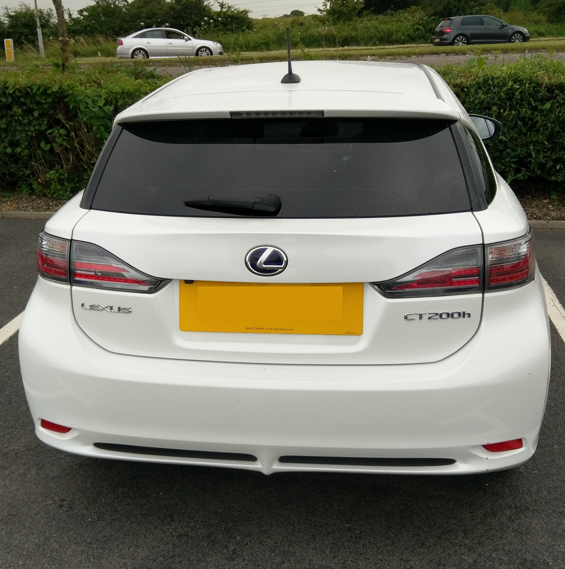 Andrew Whymans Blog Just Another Wordpress Site Part 2 Lexus Ct200h Wiring Diagram Petrol Hybrid Hatchback Yes Thats The One I Mentioned In A Previous About Test Driving Ive Been Loving Every Minute Of It And